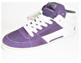 Tênis Etnies Rvm Grey/purple Skate Shoes