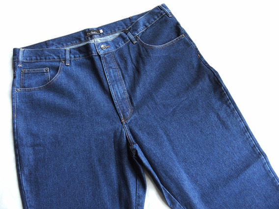 Calça Jeans Masculina Pierre Cardin Plus Size 56-60 545