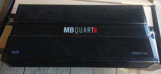 Planta Mbquart Onx4.125 4 Canales