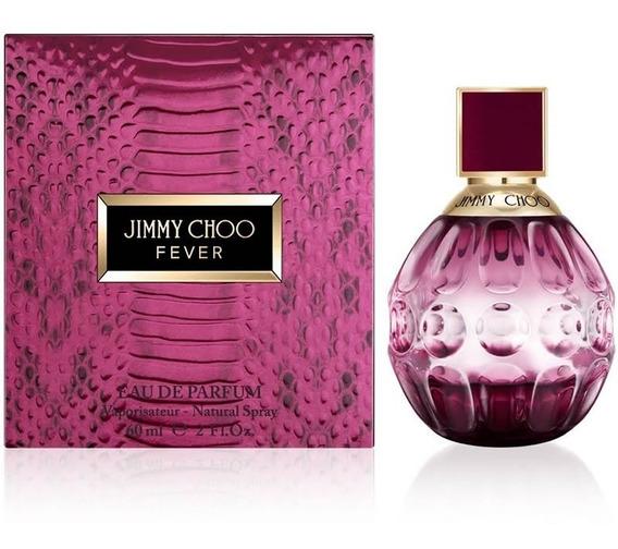 Jimmy Choo Fever Eau De Parfum 60ml + Amostra De Brinde