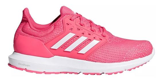 adidas Zapatillas Running Mujer Soly X Rosa Fluo