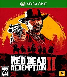 Red Dead Redemption 2 Xbox One Edicao Definitiva Midia Digit