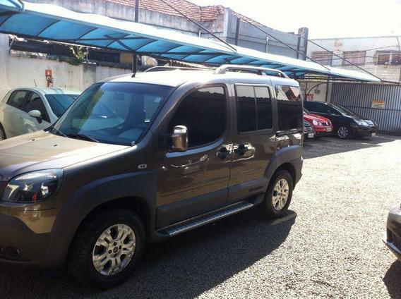 Fiat Doblo Adventure 2012 Completa