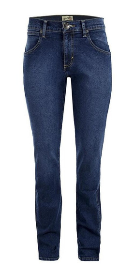 Jeans Vaquero Wrangler Hombre Skinny U43