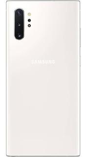 Celular Samsung Note 10 Plus Branco 512gb + 3 Capinhas Top