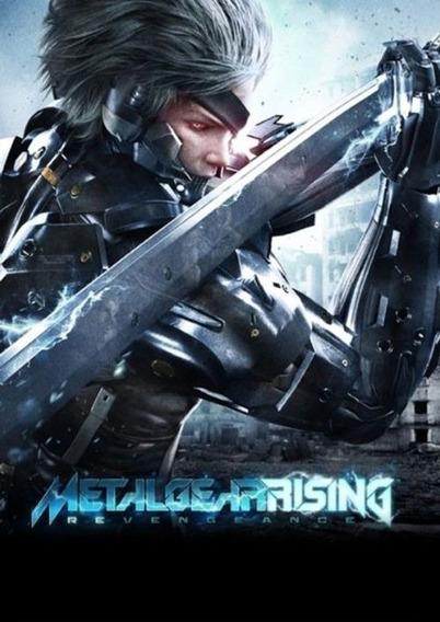 Metal Gear Rising Revengeance Pc Steam