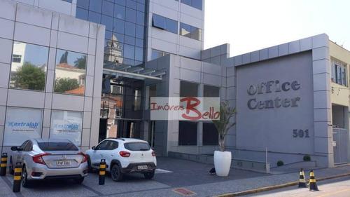 Sala Para Alugar, 53 M² Por R$ 1.100,00/mês - Centro - Itatiba/sp - Sa0094