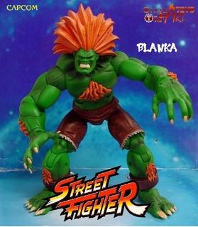 Street Fighter: Blanka. Round 2. Sota Toys. 2005.