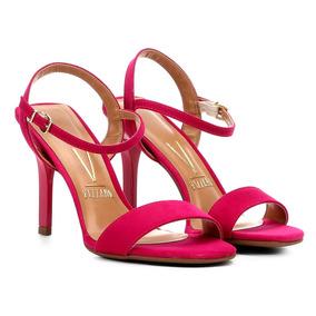 6e2ad96643 Sapato Feminino Salto Alto Pink - Sapatos Lilás no Mercado Livre Brasil