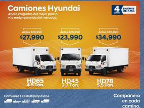 Camiones Nuevos Hyundai Con Financiamiento Precios De Locura