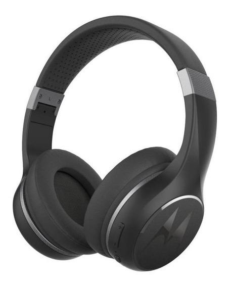 Headphone Motorola Escape 220 Bluetooth 5 E 24 Horas De Bate