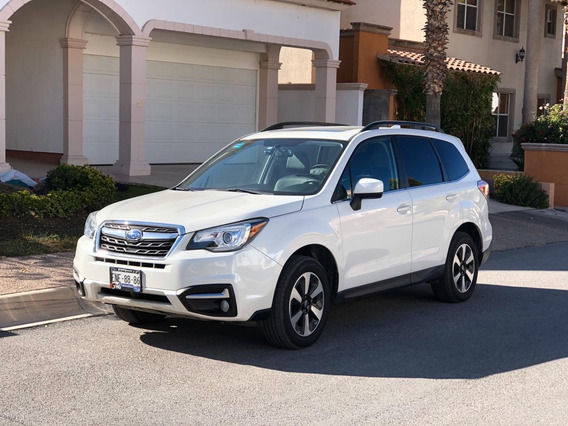 Subaru Forester 2018 Motor Boxer 2.5 Transmision Cvt 4 Cil
