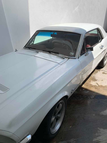 Ford Mustang Hard Top 67