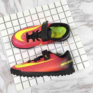 Zapatillas De Futbol Nike Mercurial Tf Para Niño