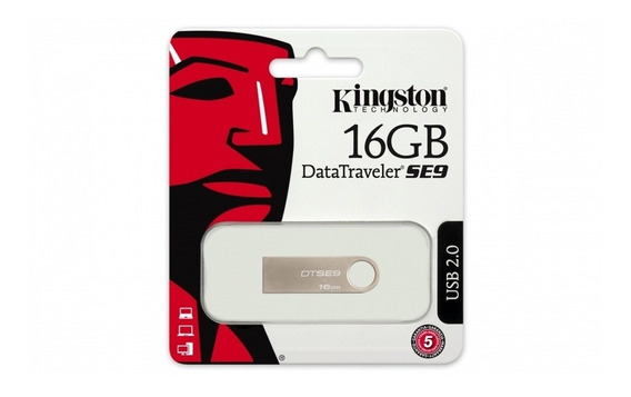 Kingston Dtse9 16gb Memorias Usb 2.0 Metalica Oferta Mayoreo