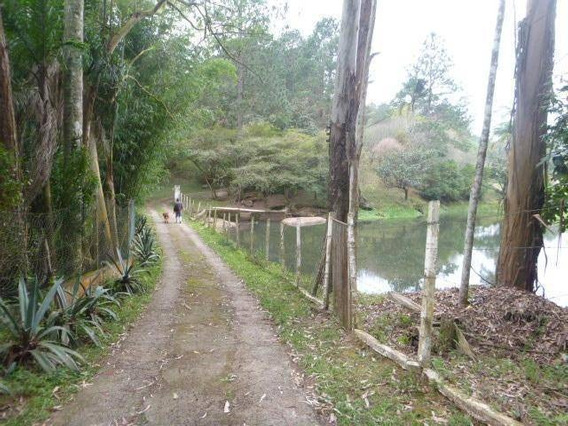 Sítio Rural À Venda, Jardim São Luiz (caucaia Do Alto), Cotia. - Si0008