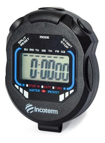 Imagem 1 de 9 de Cronometro De Mão Digital Incoterm