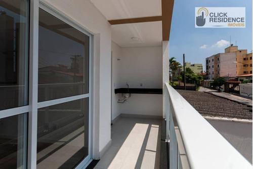 Imagem 1 de 29 de Apartamento Com 3 Dormitórios À Venda, 76 M² Por R$ 398.000,00 - Assunção - São Bernardo Do Campo/sp - Ap0612