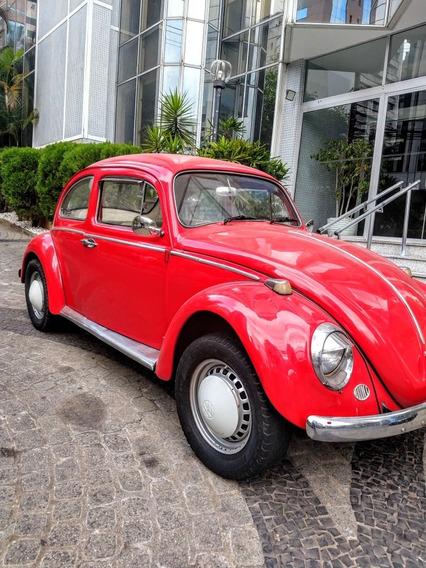 Volkswagen Fusca 67 .