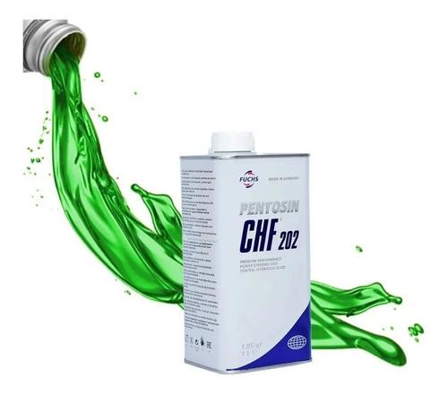 Fluido Da Direção Eletro-hidráulica Pentosin Chf 202