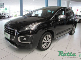 3008 1.6 16v Griffe Thp - Suv Impecavel !!!