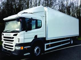 Scania P 310 Ano 2018 Zero Bau