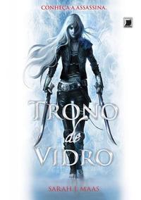 Trono De Vidro Vol 1 - Galera