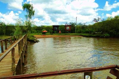 Casa / Cabaña Emma - Isla Delta Tigre / Escapada Romantica