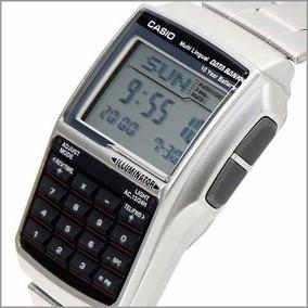 Relógio Casio Dbc32 Dbc-32d Databank 25 Fone Calculadora A