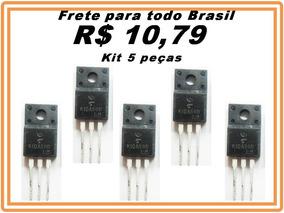 K10a50d K 10a50 D Transistor Fet 100% Original Kit 5 Pçs