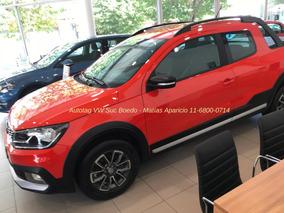Volkswagen Vw Saveiro Cd Cross 2018 0km 1.6 Msi 16v 110 #a2