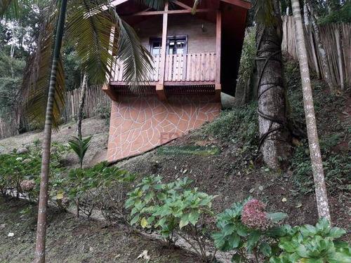 Imagem 1 de 11 de Chácara Com 3 Dormitórios À Venda, 2000 M² Por R$ 860.000 - Zona Rural - Santo Antônio Do Pinhal/sp - Ch0627