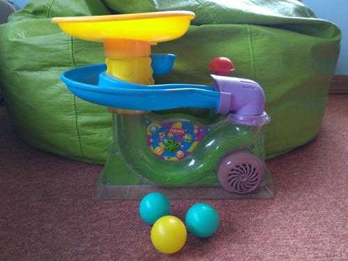 Lanzabolitas Playskool