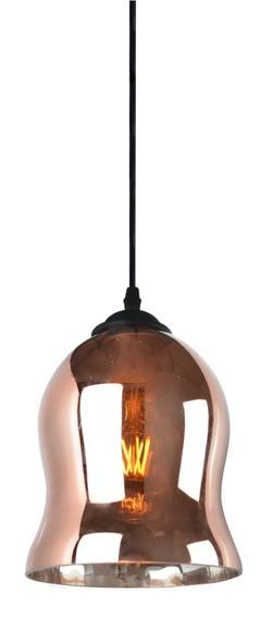 Pendente/lustre Cromado Bronze Mp 910 - Manplex
