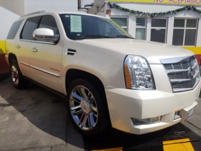 Cadillac Escalade 6.2 Paq P Platinum 4x4 At 2013