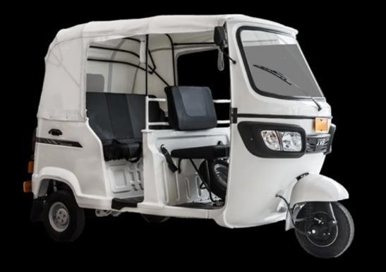 Motocarro Nuevo Tvs King 200 2018 Blanco
