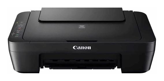 Impressora Multifuncional Canon Mg2510 Xerox Cópia E Scanner
