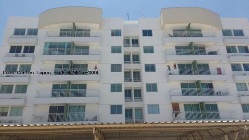 Apartamento Para Venda Em Teresina, Uruguai, 3 Dormitórios, 1 Suíte, 2 Banheiros, 2 Vagas - Apto Rese_2-591983
