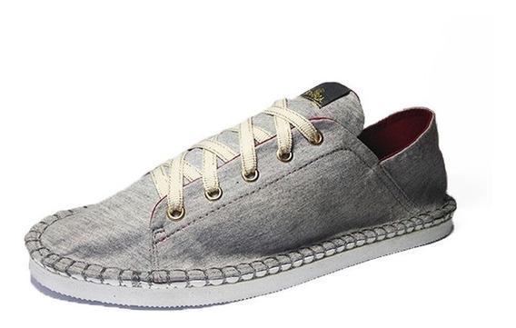 Alpargata Masculino Casual Tenis Sapatilha Sapato Lançamento