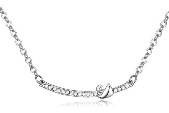 Collar Con Cristales, Ocean Heart N11-14-107