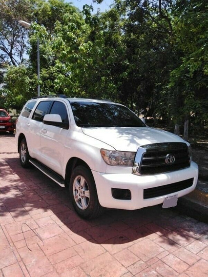 Toyota Sequoia Sr5, Flamante!