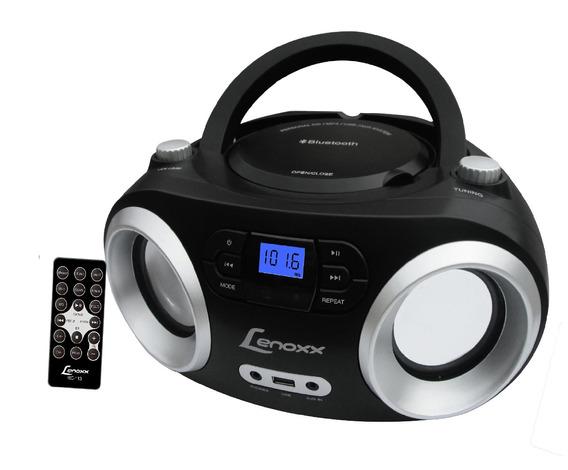 Boombox Lenoxx Com Bluetooth - Bd 1360 10w