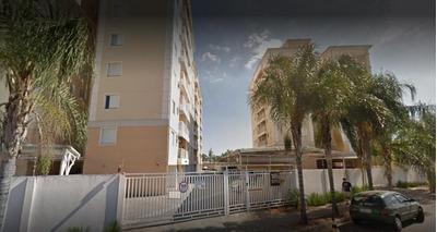 Apartamento Com 2 Dormitórios À Venda, 59 M² Por R$ 270.000 - Vila Omar - Americana/sp - Ap0736