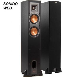 Columnas Klipsch R 24f Hi Fi Stereo / Home Theater 5.1 7.1