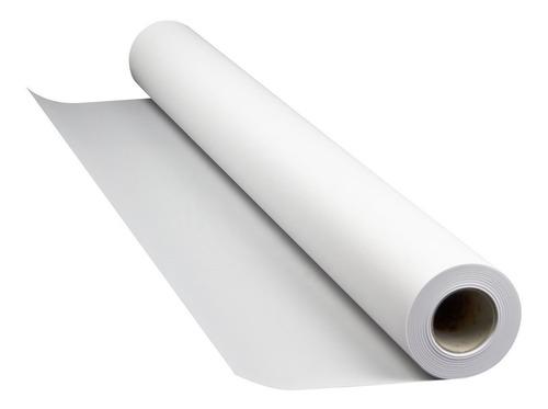Imagen 1 de 8 de Rollo Papel Plotter Bond Blanco Opaco 90grs 61cm A1 Planos