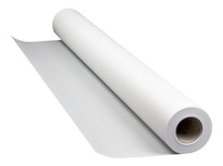 Rollo Papel Plotter Bond Blanco Opaco 90grs 61cm A1 Planos