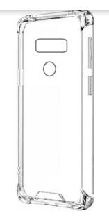 Capa Case Anti Shock + Película De Vidro 3d LG K40s