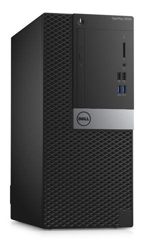 Imagem 1 de 10 de Cpu Dell Optiplex 3040mt Core I3 6ger 4gb 500gb  - Promoção