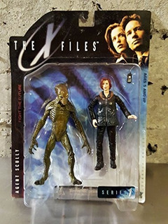 1998 The X-files Action Figure Series 1 - Agente Scully Con