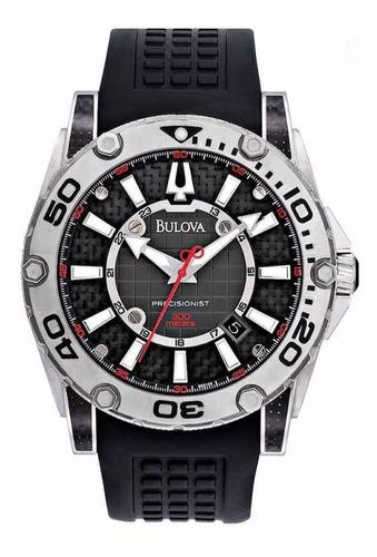 Relógio Bulova Precisionist Wb31505t / 96b155